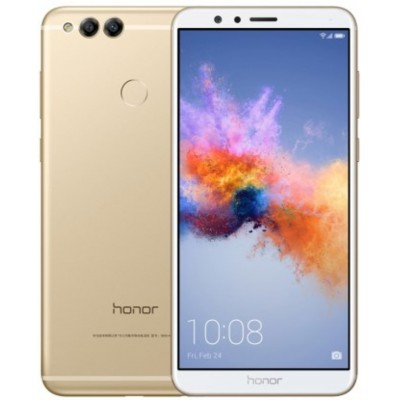 Купить Honor 7X 4/32Gb Gold в Туле