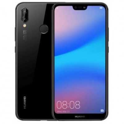 Купить Honor P20 Lite 4/64Gb Black в Туле