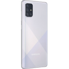 Samsung Galaxy A71 6/128Gb Серебристый