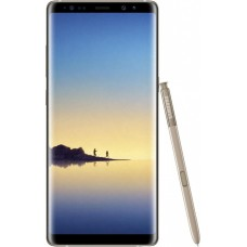 Samsung Galaxy Note 8 64Gb (желтый топаз)