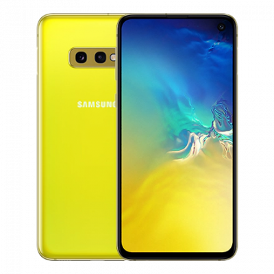 Samsung Galaxy S10e 6/128Gb (цитрус)