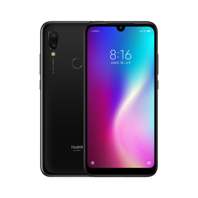 Xiaomi Redmi 7 4/64Gb Черный