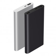 Внешний аккумулятор Xiaomi Mi Power Bank Pro 2S 10000mAh, micro USB